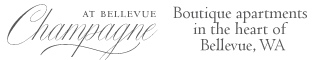 Champagne At Bellevue - Bellevue Washington Boutique Apartments